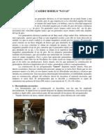 Construccion Aerogenerador español