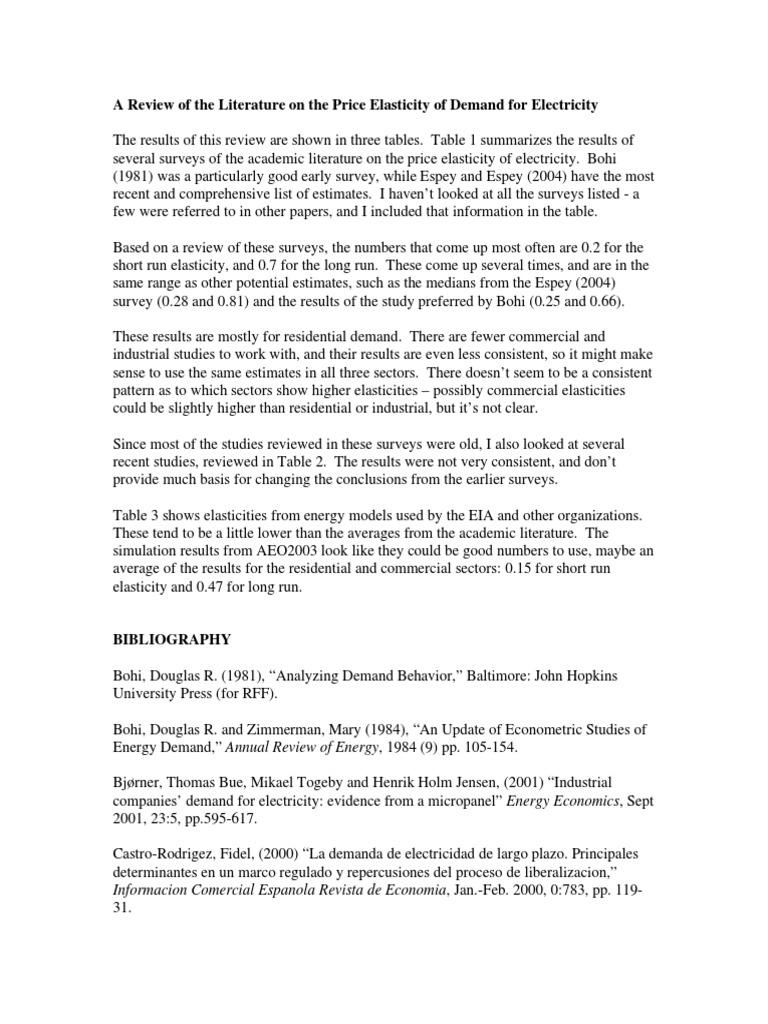 elast pdf | Demand | Economics