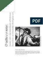FREITAS, Nanci. O Velho e o novo - tensão entre experimentação artística no cinema de Eisenstein e as demandas  ideológicas soviéticas