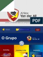 Portfolio Grupo Ahlex Van der All - Impressão