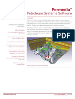 Permedia Petroleum Systems Software