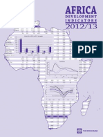 Africa Development Indicators