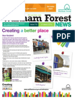 Waltham Forest News 31st March 2014