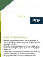 computer graphics-Lesson 41 Fractals
