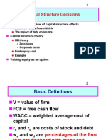 4. Capital Structure 2