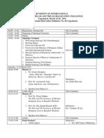 Rundown of International Seminar 1