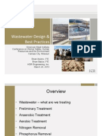 5846 Wastewater Design and Best Practices