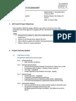 AUT South WIP Report 21Jan2014