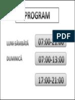 Program Magazin