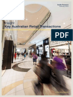 Savillsresearch Insight Key Australian Retail Transactions February 2014