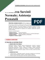 Cap.03 - Urmarirea Sarcinii Normale.asistenta Prenatala