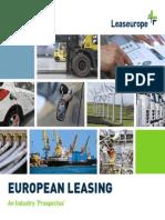 European Leasing - An Industry 'Prospectus'.pdf