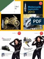 2013 Motorcycle Cat