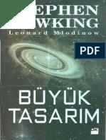 Stephen Hawking - Buyuk-Tasarim