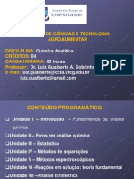 FUNDAMENTOS QUIMICA ANALITICA