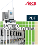 Steca Battery Charging Systems En