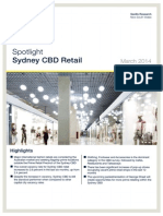 Savillsresearch Spotlight Sydney Cbd Retail q4 2013
