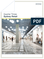 Savillsresearch Quarter Times Sydney Retail q4 2013