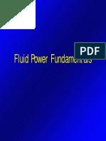 Fluid Power Fundamentals