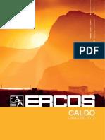 Ercos - Catalogo Caldo 1-2012