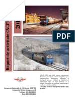 Raport Activitate CFR 2012
