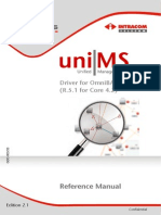 Unims R4.2 Technology Driver Omnibas8w r5.1 RM Ed2.1 En