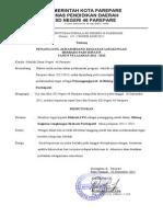 SDN46Parepare-SK Penanggung Jawab Bidang Kegiatan Lingkungan Berbasis Partisipatif