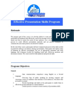 Effective Presentation Skills( Edited)
