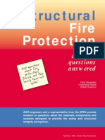 Structural Fire Protection- Common Questions Answered