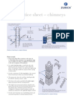 best practice sheet – chimneys