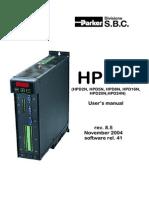 Parker HPD8N