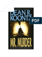 Dean r.koontz - Mr.murder