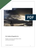 Goldhurst Haggadah 5774