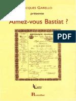 Aimez Vous Bastiat Garello