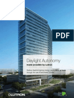 Daylight Autonomy