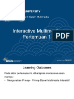 1 - Prinsip - Prinsip Dasar Multimedia Interaktif