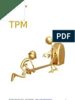 Inleiding op TPM (W18)