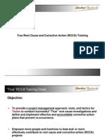 Rcca Training
