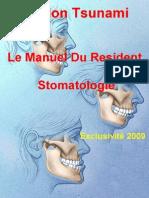 Le Manuel Du Resident - Stomatologie