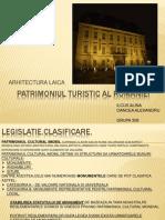 Patrimoniul Turistic Al Romaniei