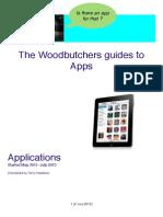 ipad apps woodbutchers