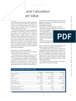 Valuation and Calculation