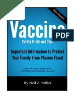 Vaccine Tricks Tips