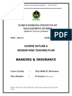 B & I-Session Plan- SemIII