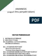 KULIAH ANAMNESIS SMT 1