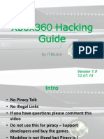 Xbox 360 Hacking Guide