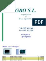 GBO-rack