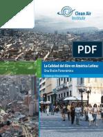 La calidad de Aire en Latinoamérica CAI.pdf