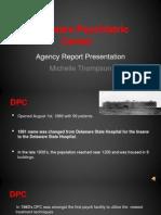 dpc agency report 1ppt