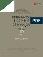2014 Museus Mmp Premio Lopes Graca Flyer Port